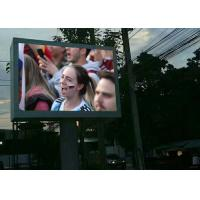 Outdoor Digital Billboard Advertising Of Home Signage With P20 LED Display Boards Manufactures