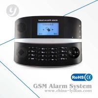 Quality LCD Gsm Securtiy Alarm System With Sms Function Multi-language for sale
