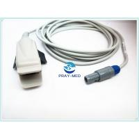 MD300A Pulse Oximeter Neonatal Probe Redel 6 Pin Connector TPU Cable Manufactures