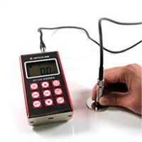 USB Communication Coating Thickness Tester 4 Digital LCD With EL Backlight MCT200 Manufactures