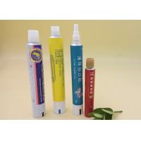 Skin Products Cream Squeeze Tube Packaging Custom Logo / Printing Manufactures