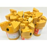 China Golden 3 Wings Oil Well Drill Bit / Diamond PDC Bit For Well Drilling on sale