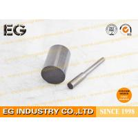 8mm Dia Size Solid Graphite Rod Bulk Density Stirring For Self Llubricant Board Manufactures