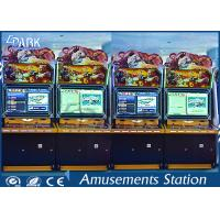 Amusement Coin Operated Arcade Machines 32 Inch Frame Machine Pandora Arcade Game Manufactures