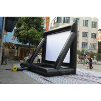 Commercial Advertising Giant Inflatable cinema Movie Screen for shopping mall Manufactures