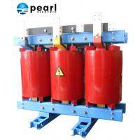 Quality SC(B) 10 Series 10 KV 50KVA Cast Resin Dry Type Transformer For Voltage Conversion for sale