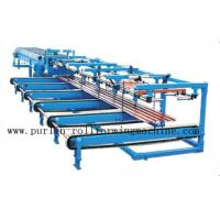 Industrial Full Automatic Stacking Machine for Brick Production Line , Auto Stacker Manufactures