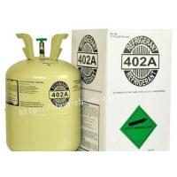R22 replacement  gas r402a  for air conditioning Manufactures