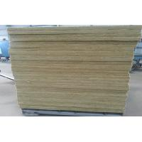 Thermal And Acoustic Weather Proof Rock Wool Insulation High Temperature Manufactures