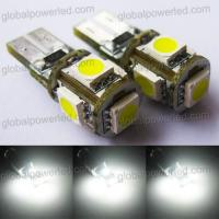 Car LED Lights / Auto LED Lamp / Canbus LED Light Bulbs (GP-CT10W25S05) Manufactures