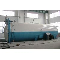 Large Vulcanizing Rubber Autoclave Φ2.85m With Safety Interlock , Automatic Control Manufactures