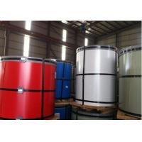 Various Color Prepainted Galvanized Steel Coil/ Strip 50 - 85 Hardness HRB Manufactures