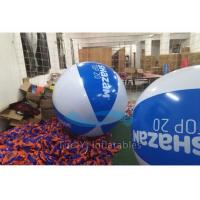 Promotional Sports Balloons , Inflatable Beach Ball For Entertainment Event Manufactures