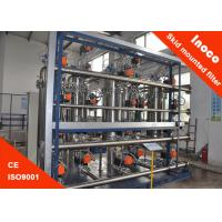 High Precision Water Treatment Commercial Water Filtration System Modular Filter Manufactures