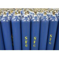 China How to buy sulphur hexafluoride sf6 gas from China Purity 99.999% in 40L gas cylinder on sale