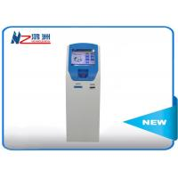 Outdoor Hospital Check In Kiosk self service with LED touch screen , 110V/220V AC50HZ Manufactures