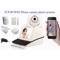 Mini P2P Wifi Pan / Tilt / Zoom  Camera Manufactures