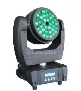High Performance LED Wash Moving Head Rgb Laser Stage Light Optional Beam Angle