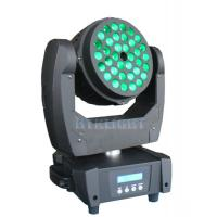 Quality High Performance LED Wash Moving Head Rgb Laser Stage Light Optional Beam Angle for sale