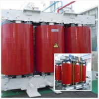 Cast Resin Low Capacity Low Voltage Distribution Transformer 33 KVA F - H - Insulation Class Manufactures