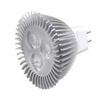 China Energy Saving 12V LED Spot Lamps 3w With MR16 Base For 40, 000 Hours Lifespan on sale
