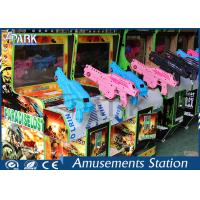 Quality Entertainment Simulator Game Shooting Arcade Machines With 22 Inch Screen for sale