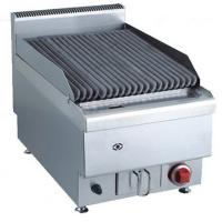 7.2KW Commercial Gas Lava Rock Grill Counter Top Natural Gas Or LPG Manufactures
