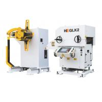 PLC Automatic Straightening Feeding Metal Fabrication Machine Hydraulic Expansion Manufactures