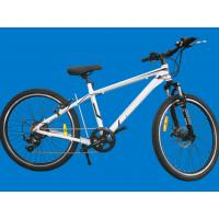 7 Speed Alloy Electric Powered Bicycles With Chain Drive KDJALL001 Manufactures