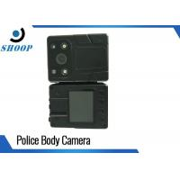 Buy cheap 32GB/64GB HD 1296P Body Worn Camera Police Security for Law Enforcement from wholesalers