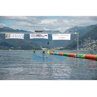 Digital Printing Inflatable Water Tubes Floating Marker Buoys For SUP Game Manufactures