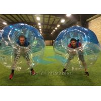 Customized Hamster Human Inflatable Bumper Ball Soccer Durable For Kids Manufactures