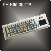 Metal keyboard with touchpad Manufactures