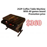 Arcade Classics 60 In 1 Coin Operated Game Machines Arcade Table Top Cabinet Manufactures