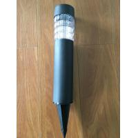 Quality Waterproof Metal Solar Bollard Lights / Mini Solar Lamp For Pathway Samples Available for sale