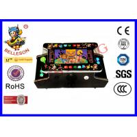 10.4 Inch Screen Tabletop Arcade Game Machines 60 In 1 Jamma Board Manufactures