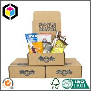 Quality Logo Color Custom Print Corrugated Display Box; Carton Cardboard Box for sale