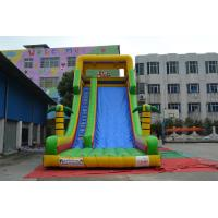 Good Tension Inflatable Playground Excellent Peeling Beach Kindergarten Use Manufactures