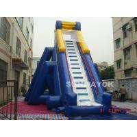 Woderful Inflatable Airship For Inflatable Water park / inflatable amusement park Manufactures