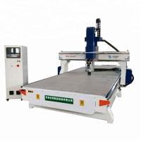 High Speed 3d Cnc Wood Router Machine 1300x2500mm With Air Cooling Spindle