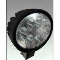 12V Cree Oval 24Watt LED Work Light Head Bulbs 1560LM police car LED Lamp Manufactures
