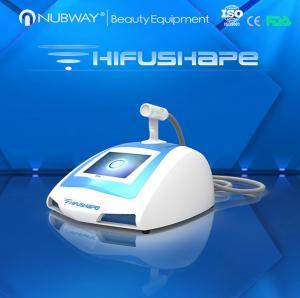 China Non-invasive&Effective Ultrasound HIFUSHAPE Slimming Machine on sale