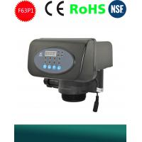 RO System Parts Runxin Automatic Water Softener Control Valve With Timer F63P1 Manufactures