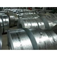 Q235 Various Width Steel Strip , Regulard Spangle and Zero Spangle  Galvanized  Steel Strip Manufactures