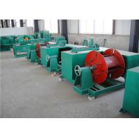 Buy cheap Ribbed Screw Wire Cold Rolling Machine , Crimped Wire Machine High Speed from wholesalers