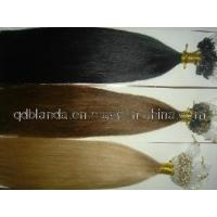 Virgin Indian Remy 26inch Human Hair Extensions Micro Ring Manufactures