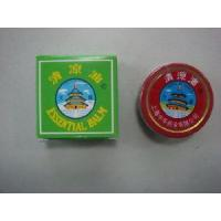 19g /Tin Temple of Heaven Essential Balm - Brown Manufactures