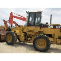 China used front end loader caterpillar 924F on sale