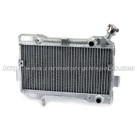 Quality Quad Bike Parts ATV Radiators With Cap For SUZUKI LTR450 LTR 450 for sale
