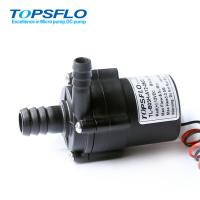 Long life silent micro electric dc brushless 12v 24v centrifugal circulation water pump Manufactures